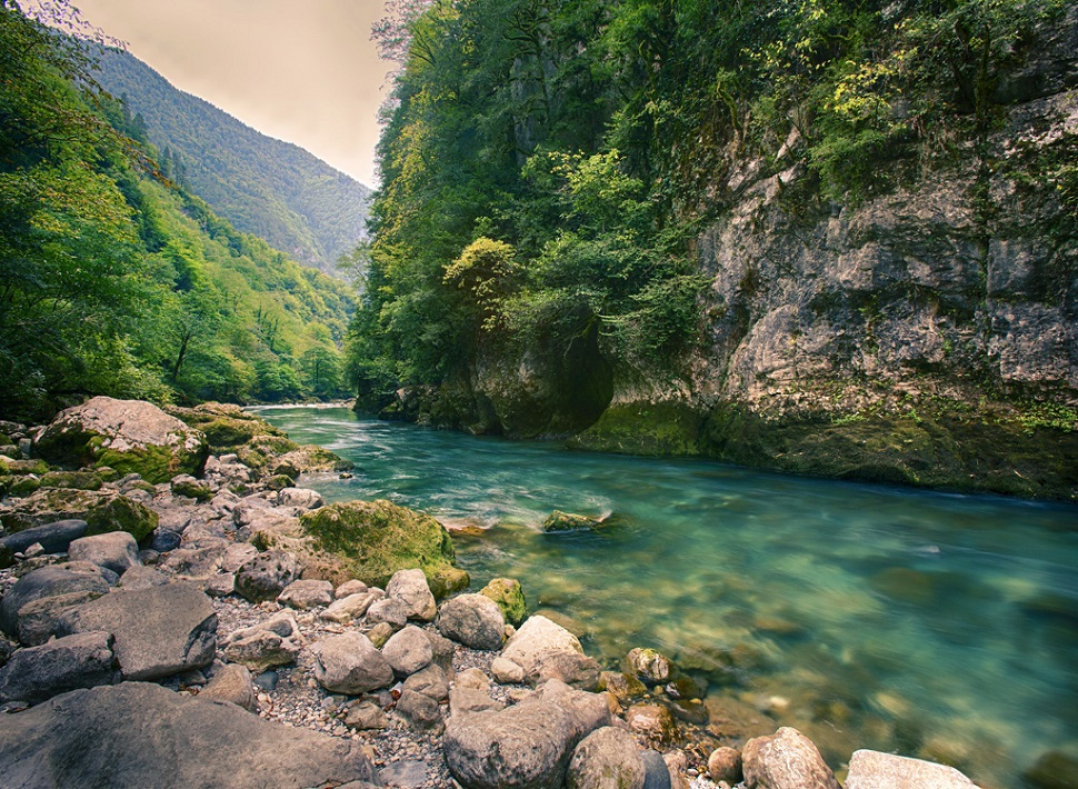 Абхазия река