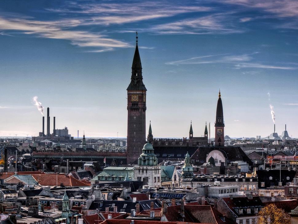 Копенгаген башня