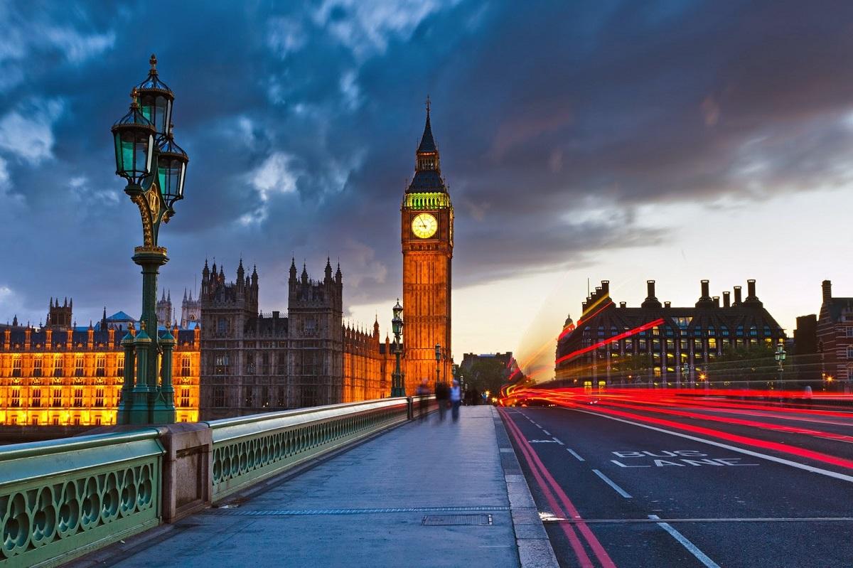 Лондон - краткое описание