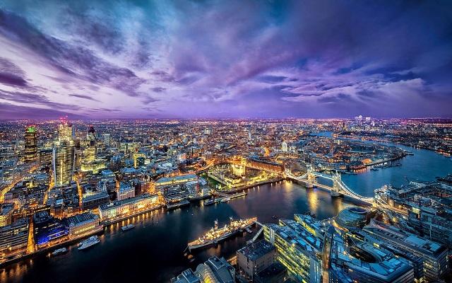 Лондон 1