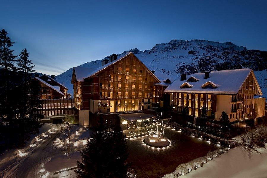 Отели Альп онлайн