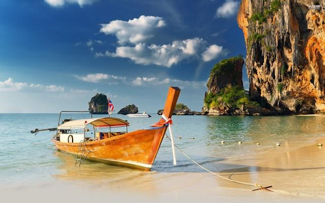 Пляж Рейли - Лучшие пляжи Краби 3