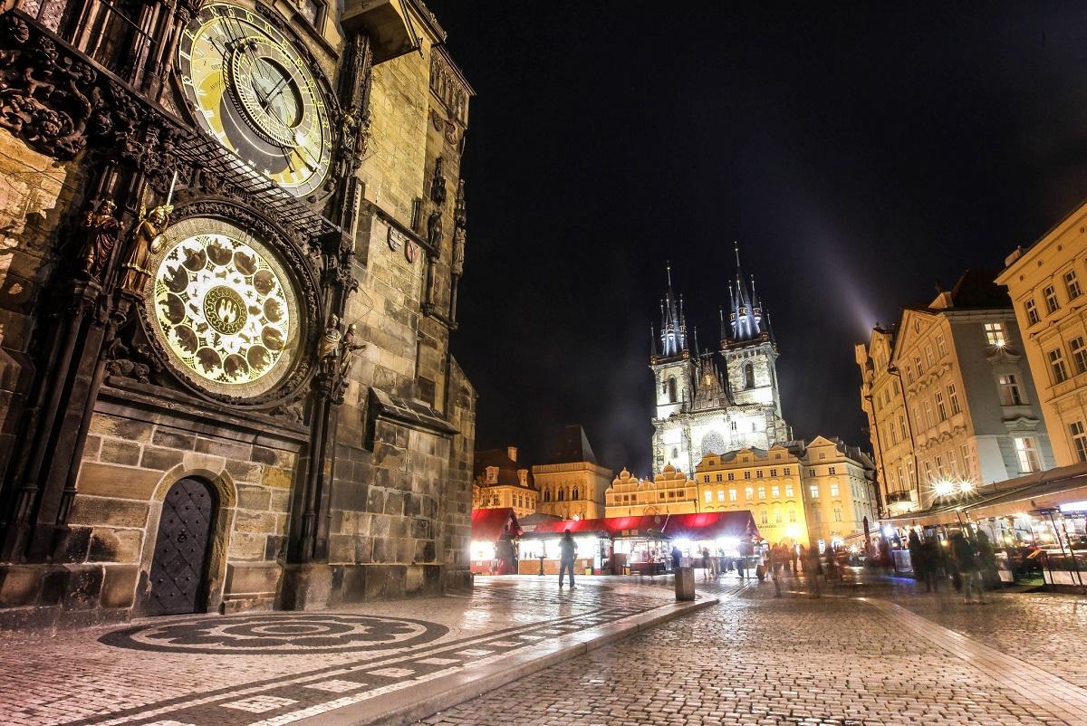 Отели в центре Праги