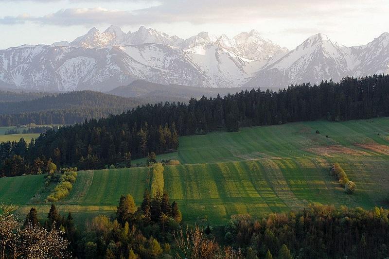 Татранский национальный парк - горы