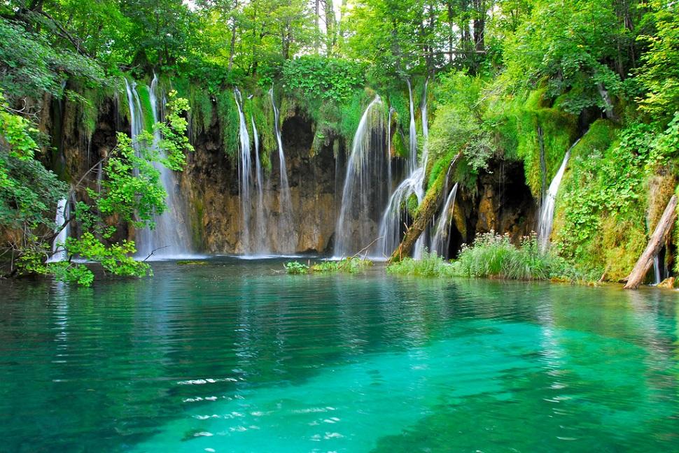 вода плитвицких озер