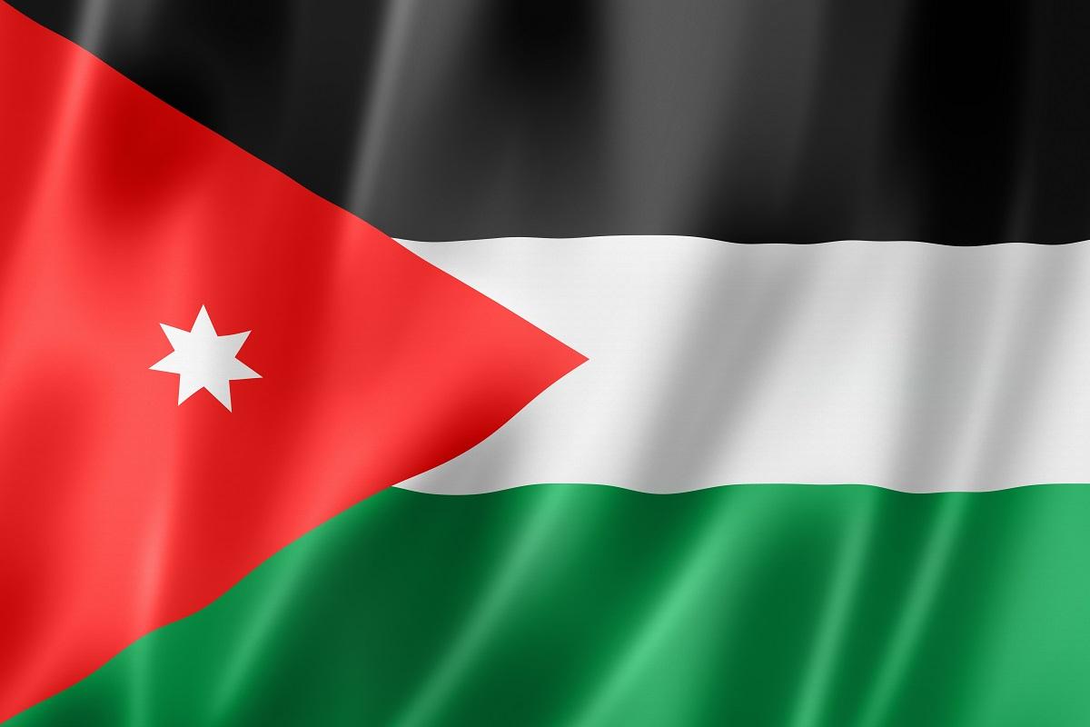 Иордания флаг - LeStatus