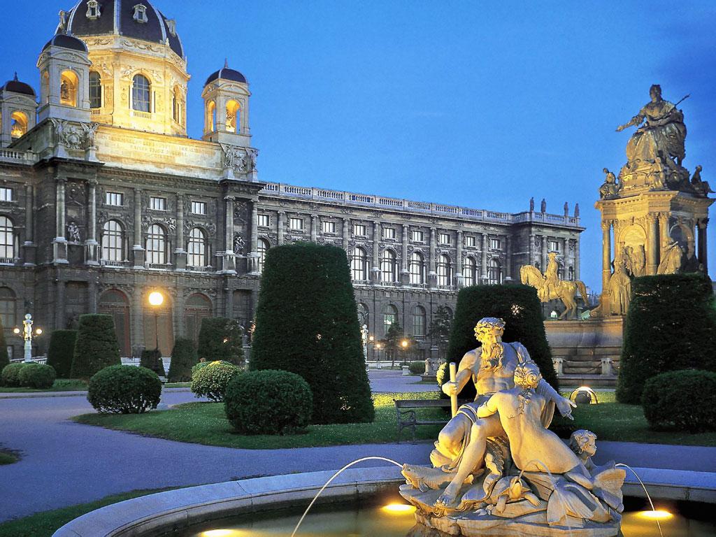 отели Вены
